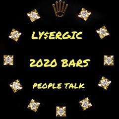 LY$ERGIC - People Talk (2020)