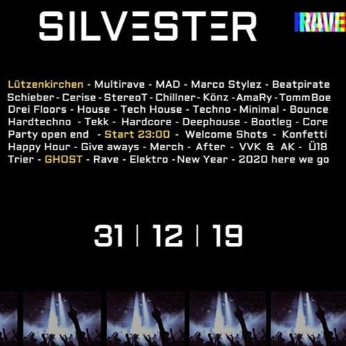 Multirave @ Silvester 2020 Rave (Ghost, Trier) 31-12-2019