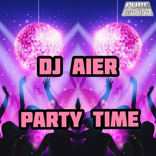 DJ AIER - PARTY TIME