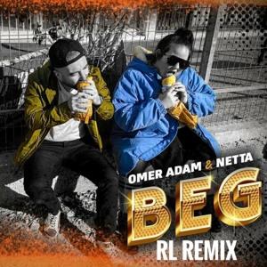 עומר אדם & נטע ברזילי - BEG  (RL RemiX)  *BUY = FREE download*  mp3