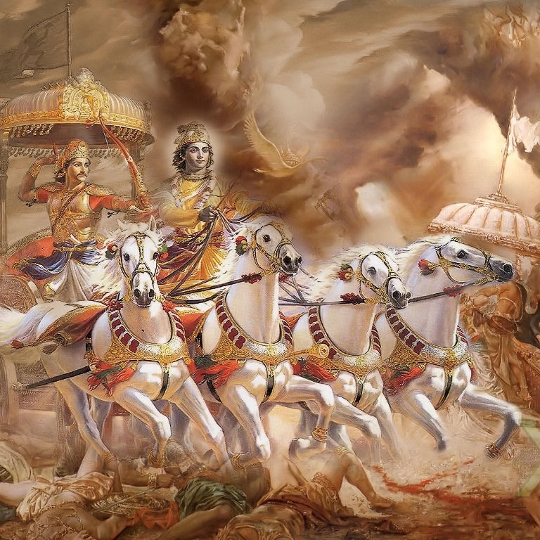 32. Bhagavad Gita | Chapter 3 Verse...