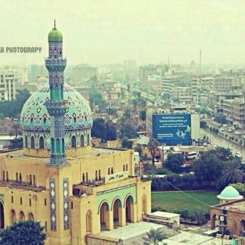 الموصل وحلب إنشَاد منشد الشهداء