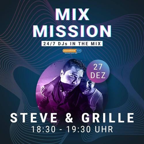 Sunshine Live Mix Mission 2019 mit Grille & Steve Simon