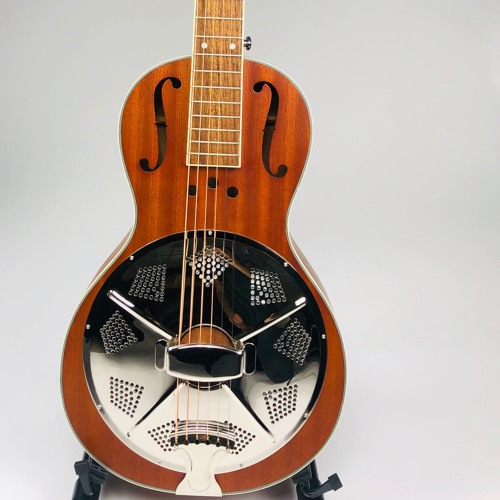 Sound Smith Resonator Guitar Demo - Strum (1)
