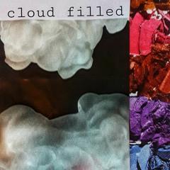 cloud filled