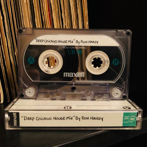Ron Hardy Live @ AKA, Chicago - 1989' (Side A.) (Manny'z Tapez)
