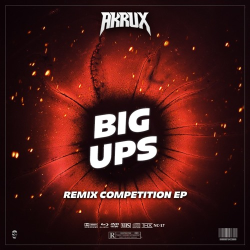 BIG UPS REMIX COMPETITION EP