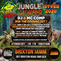 nJam - United Colours of Jungle compeition entry
