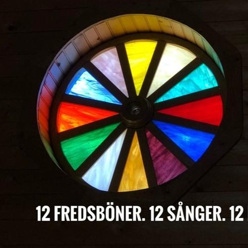 12 Fredsböner - Gudstjänsten i P1 sändes 22 sept 2019
