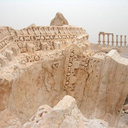 Sites éternels, de Bâmiyân à Palmyre. La technologie au service du patrimoine, par Gael Labousse