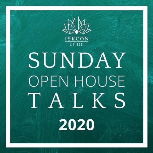 Sunday Open House Talks 2020