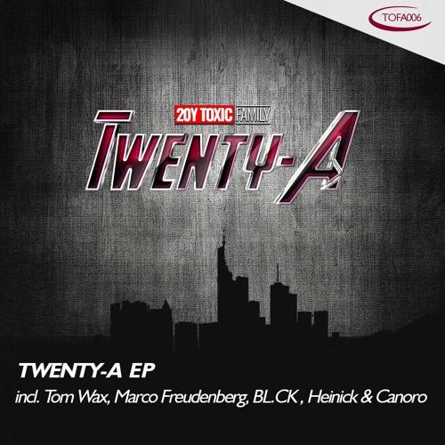 TOFA006 - TWENTY-A   Mixed By Marco Freudenberg   Promomix