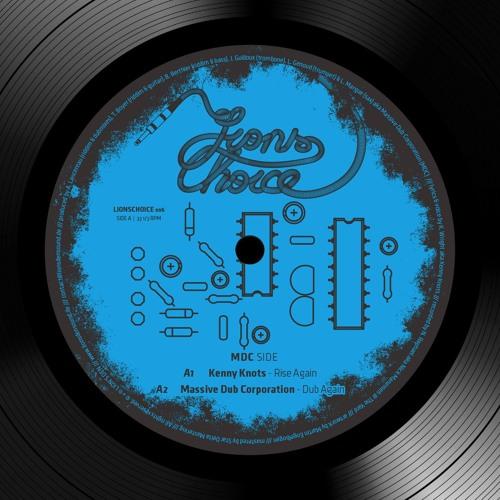 Kenny Knots - Rise Again [LIONSCHOICE006+701]