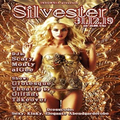 Silvester Live @ Insomnia ***Scary & aLGee***