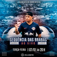 SEQUENCIA DAS BRABAS AO VIVO DJ LC DO TB  [ PART SHOY ] Artwork