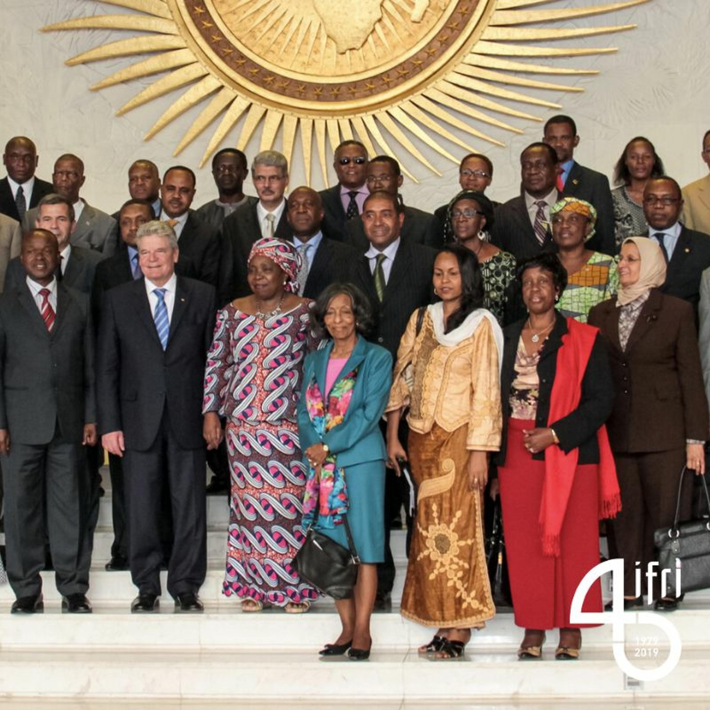 L'Afrique dans les relations internationales