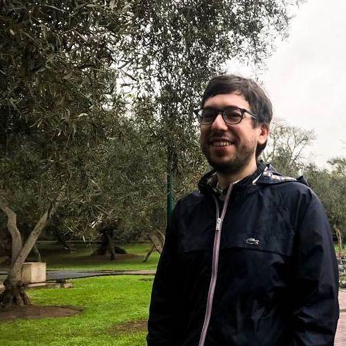 Javier Sinay - La mirada ordena