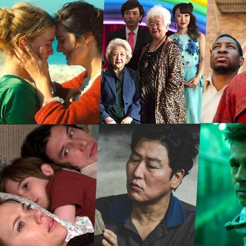 SIFFcast - Best Films of 2019 Pt 1 (feat. FORD V. FERRARI Stunt Coordinator Robert Nagle)