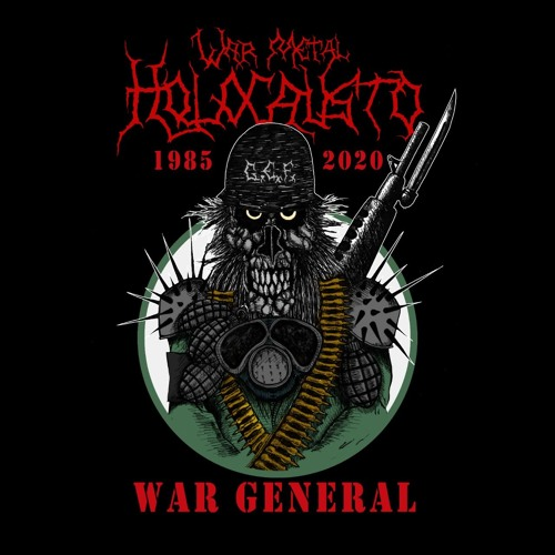 Demo War General - Banda Holocausto War Metal
