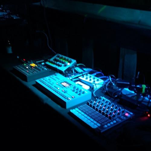 EMBR - Live at Taggerwerk (2020)