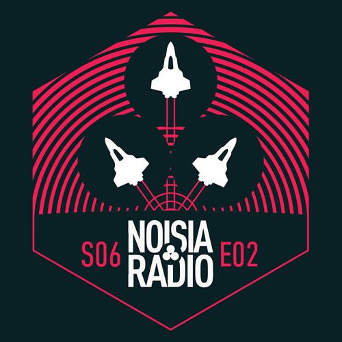 Noisia Radio S06E02 (Incl. Levela Guest Mix)