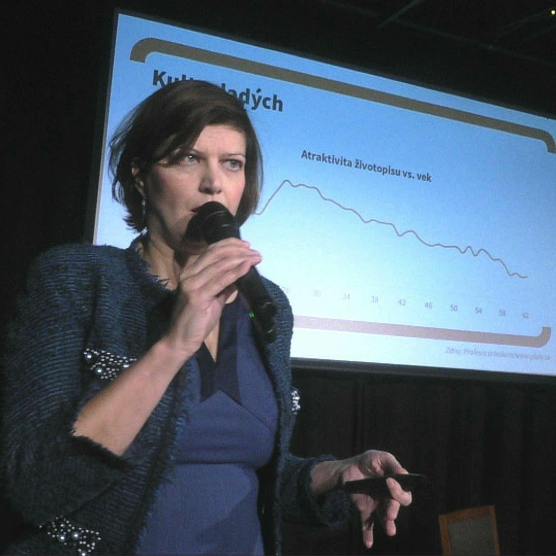 .nový svet: Ivana Molnárová o nových trendoch vo firemnej kultúre a pracovnom prostredí
