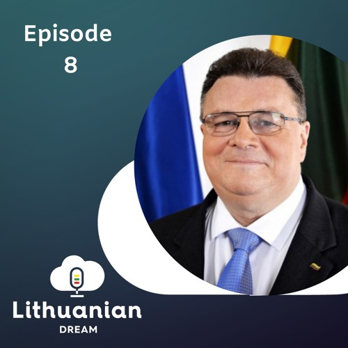 008 - The diplomatic pursuit of the EU and NATO with Linas Linkevicius