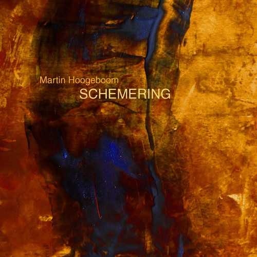 Schemering III (slowly/darkness rises/from the land)