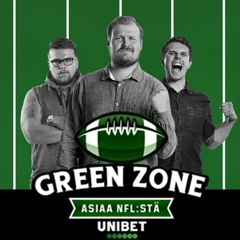 Green Zone NFL Podcast - Divisional Round 2020