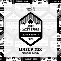 APPI JAZZY SPORT 2020 LINEUP MIX Artwork