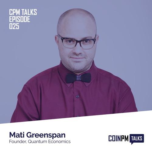 Talks — Mati Greenspan, Founder of Quantum Economics