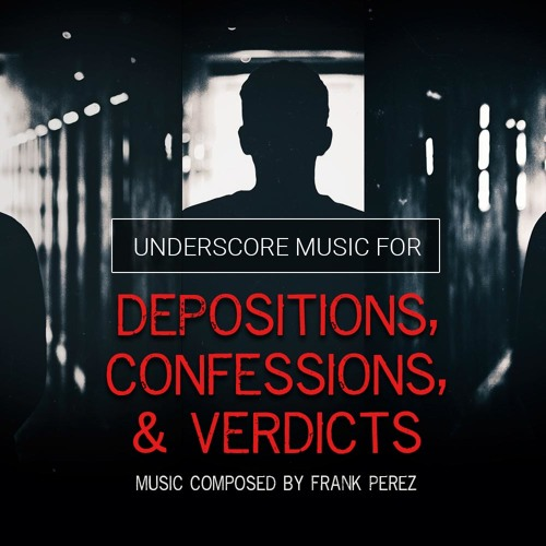 Witness Deposition (Royalty-Free) - Frank Perez