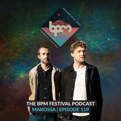 The BPM Festival Podcast 119: Makossa