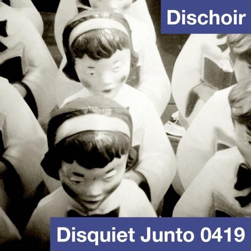 Dischoir - disquiet0419