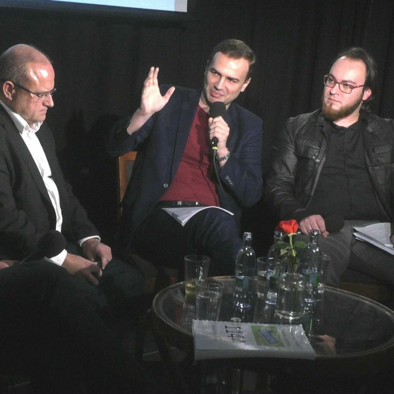 Prvá predvolebná diskusia .týždňa: Ako opraviť Slovensko?