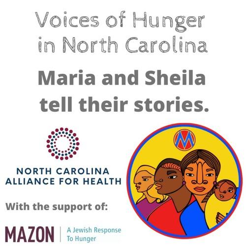 Voices of Hunger in North Carolina En Español