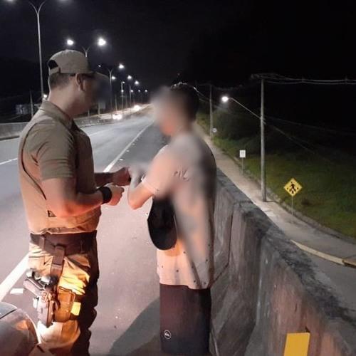 10 01 2020 - Praças em Ação: Policiais Militares evitam suicídio em Joinville