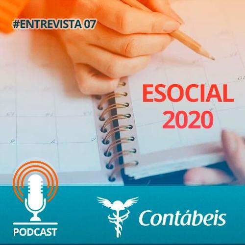 [Podcast] [ENTREVISTA] eSocial: Cronograma 2020