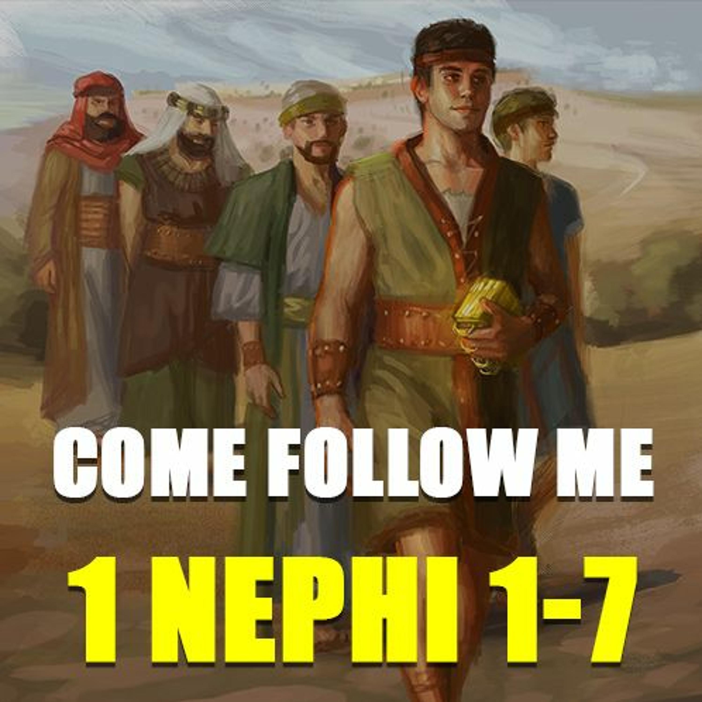 Come Follow Me Q&A for 1 Nephi 1-7...