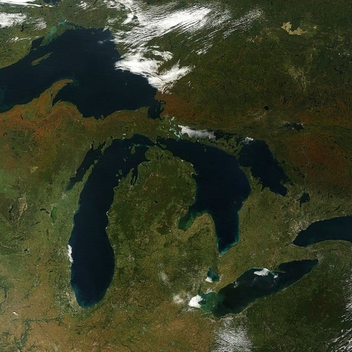 Plunge Into The Great Lakes With The Science Friday Book Club
