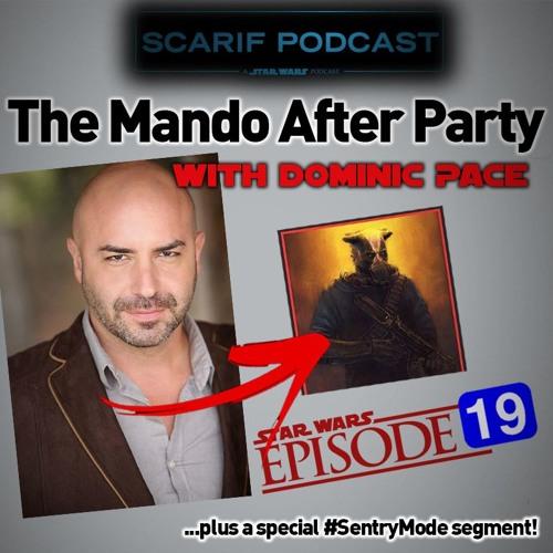 Episode 19 - D Pace Mando After Party