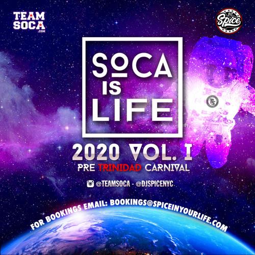 SOCA IS LIFE VOL 1