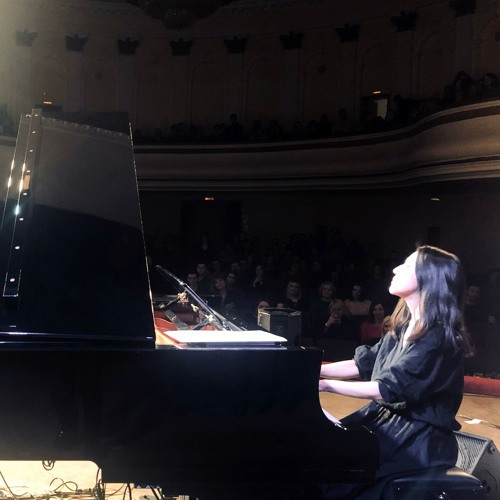 cherry blossoms: Concert in Novosibirsk