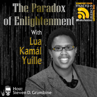 The Paradox of Enlightenment with Lua Kamál Yuille Artwork