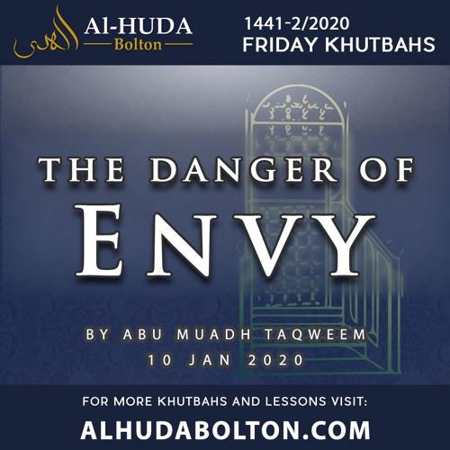 The Danger Of Envy