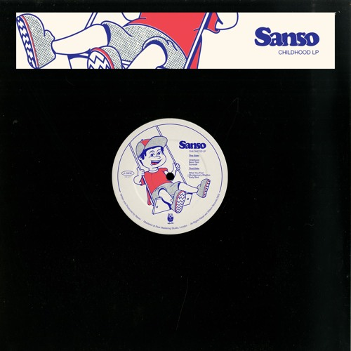 WLS21 - SANSO - CHILDHOOD LP