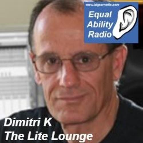 Dimitri K Lite Lounge Episode 17 11th January 2020