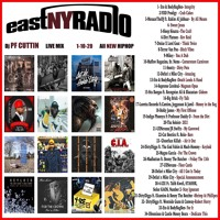 EastNYRadio 1 - 10 - 20 All New HipHop Artwork