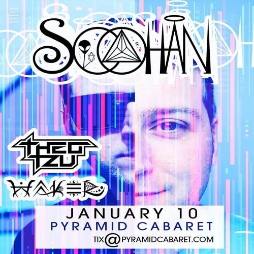 Theo Tzu - Live @ The Pyramid - 10 Jan 2020