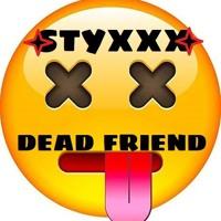 DEAD FRIEND Artwork